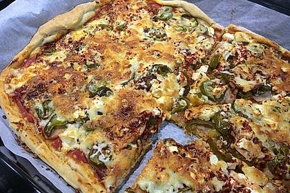 Italienischer Pizzateig 185