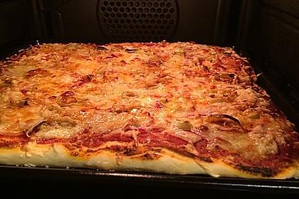 Italienischer Pizzateig 119