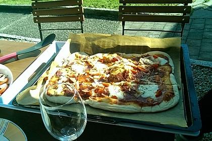 Italienischer Pizzateig 11