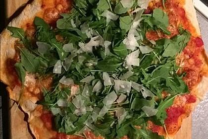 Italienischer Pizzateig 74