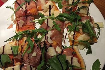 Italienischer Pizzateig 113