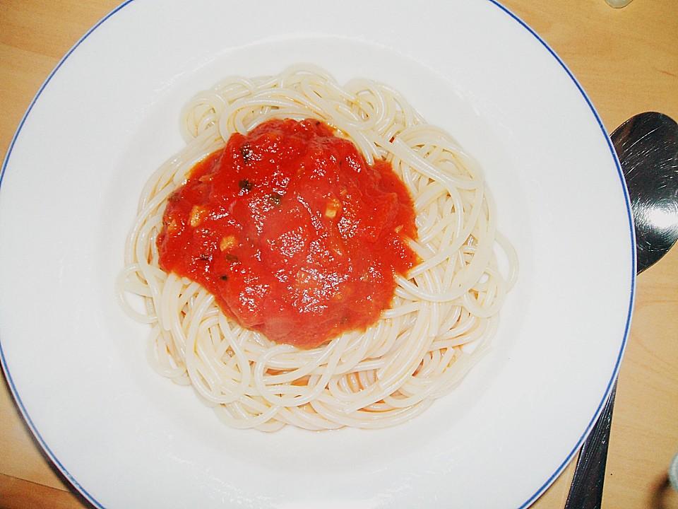 camping rezepte mit knoblauch spaghetti italienisch. Black Bedroom Furniture Sets. Home Design Ideas