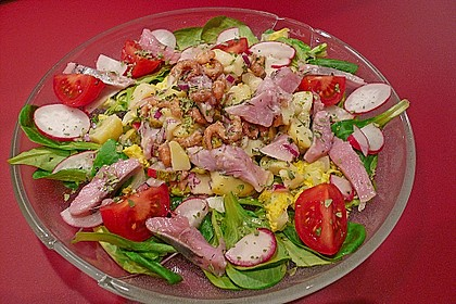 Kartoffel - Matjes - Salat 1