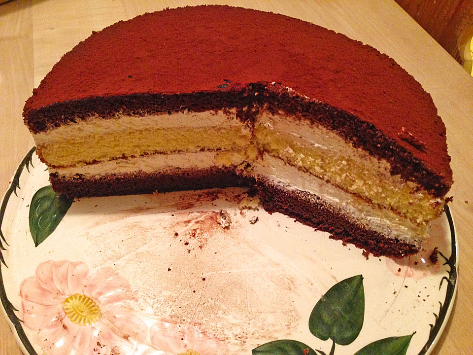 3 tage torte ein sehr leckeres rezept. Black Bedroom Furniture Sets. Home Design Ideas