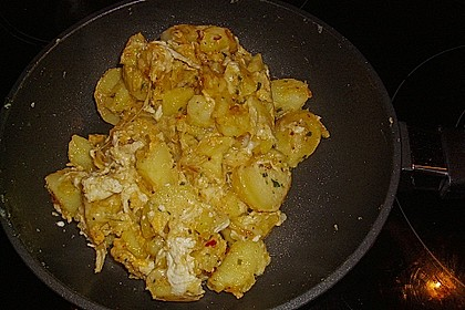 Gerettete Bratkartoffeln 3