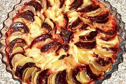 Schrats Kartoffel- und Rote Bete - Gratin 12