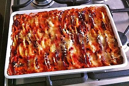 Schrats Kartoffel- und Rote Bete - Gratin 47