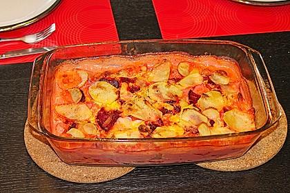 Schrats Kartoffel- und Rote Bete - Gratin 39