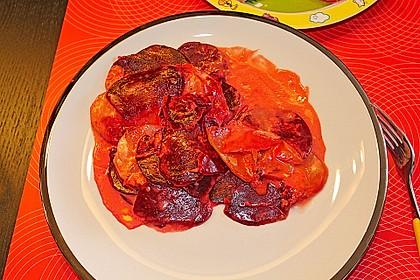 Schrats Kartoffel- und Rote Bete - Gratin 48