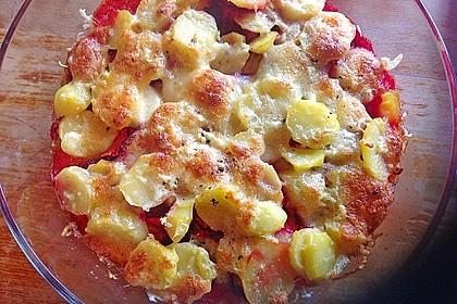 Schrats Kartoffel- und Rote Bete - Gratin 31