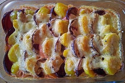 Schrats Kartoffel- und Rote Bete - Gratin 14
