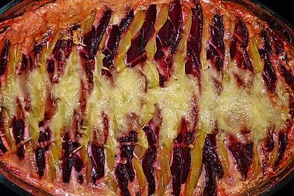 Schrats Kartoffel- und Rote Bete - Gratin 3