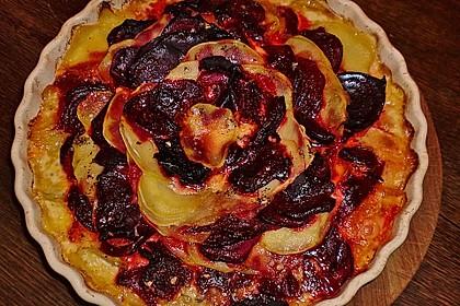 Schrats Kartoffel- und Rote Bete - Gratin 17