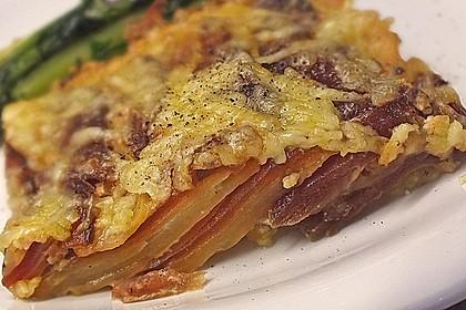 Schrats Kartoffel- und Rote Bete - Gratin 5