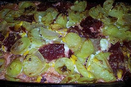 Schrats Kartoffel- und Rote Bete - Gratin 33