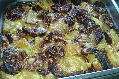 Schrats Kartoffel- und Rote Bete - Gratin 35