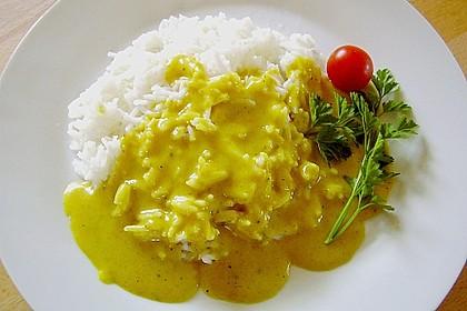 Currysoße, einfach 3
