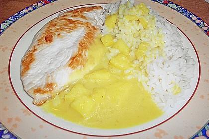 Currysoße, einfach 4