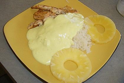 Currysoße, einfach 2