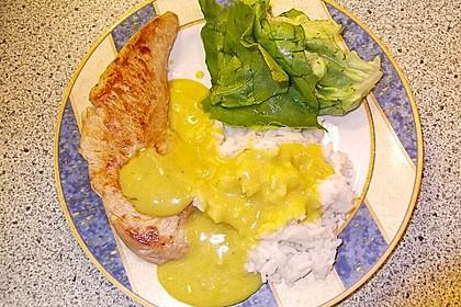 Currysoße, einfach 1