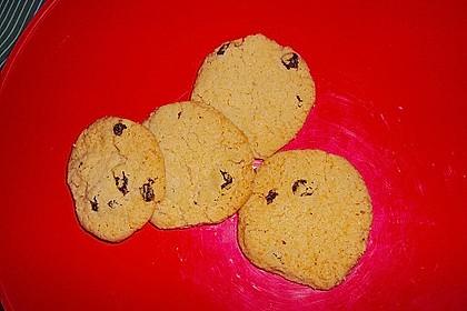 Rosinen - Kokos - Kekse 3