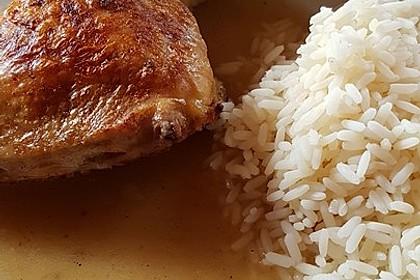 Hähnchen in Knoblauchsauce nach spanischer Art 6