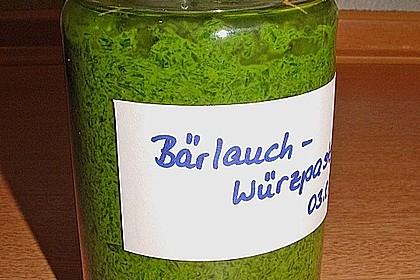 Bärlauch - Paste 16