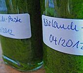 Bärlauch - Paste (Bild)