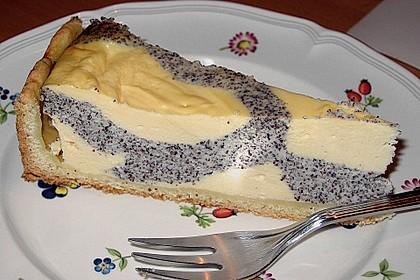 Mohn - Quark - Fleckerl - Kuchen (Rezept mit Bild ...
