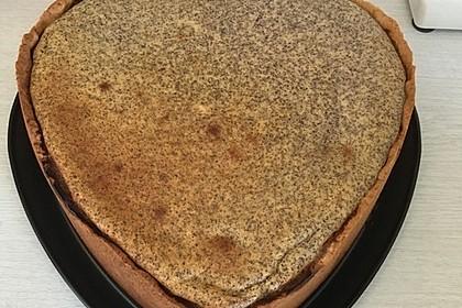 Mohn quark kuchen mit mohn fix