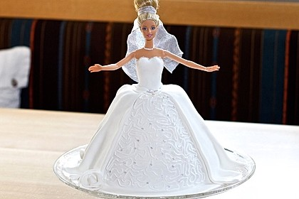 Prinzessinnen - Torte 7