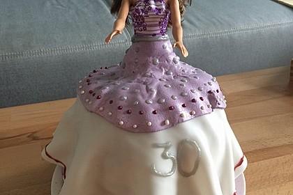Prinzessinnen - Torte 28