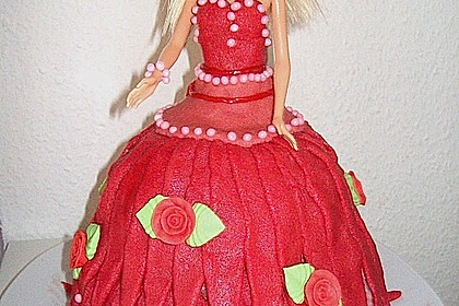 Prinzessinnen - Torte 8