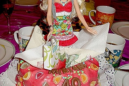 Prinzessinnen - Torte 33