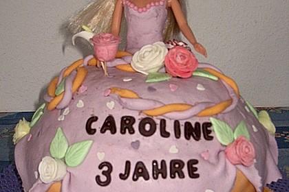 Prinzessinnen - Torte 21