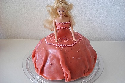 Prinzessinnen - Torte 26