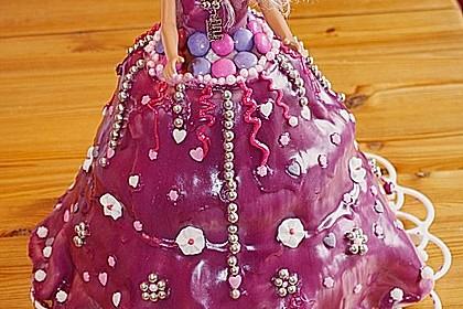 Prinzessinnen - Torte 17
