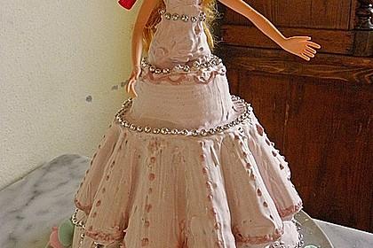 Prinzessinnen - Torte 18