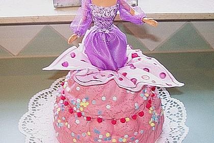 Prinzessinnen - Torte 36