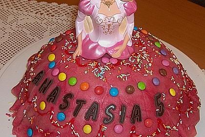 Prinzessinnen - Torte 25