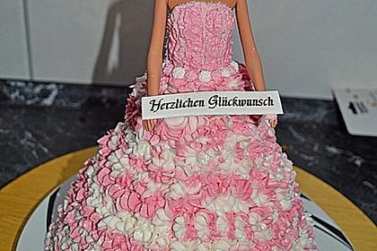 Prinzessinnen - Torte 1