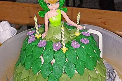 Prinzessinnen - Torte 5