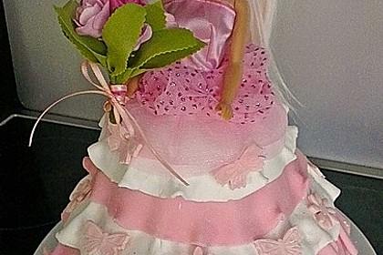 Prinzessinnen - Torte 6
