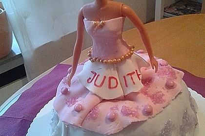 Prinzessinnen - Torte 13