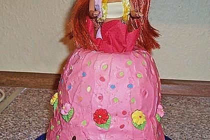 Prinzessinnen - Torte 37