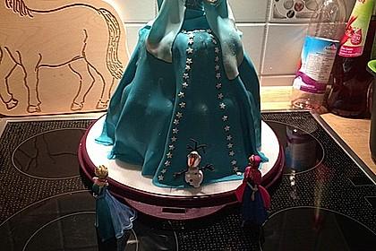 Prinzessinnen - Torte 10