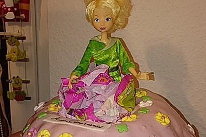 Prinzessinnen - Torte 24
