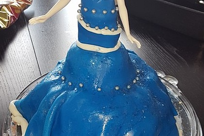 Prinzessinnen - Torte 27