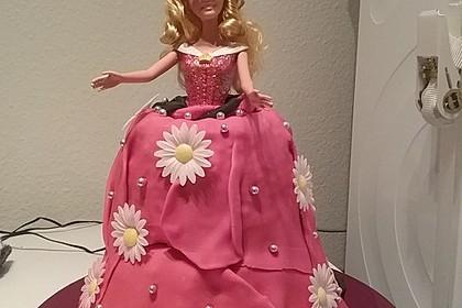 Prinzessinnen - Torte 30