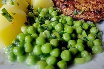 Gemüse mit Soße / Mehlschwitze 0